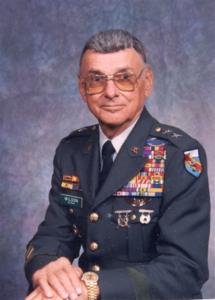<center>Major General Jode R. Wilson</center>